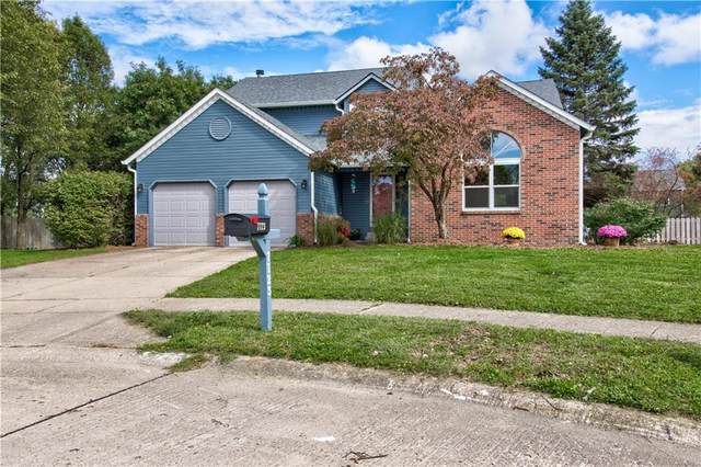 7723 Keough Court, Lawrence, IN 46236 (MLS #21817266) :: Ferris Property Group