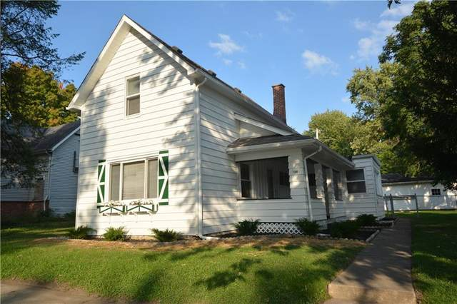 708 Central Avenue, Anderson, IN 46012 (MLS #21817282) :: Ferris Property Group