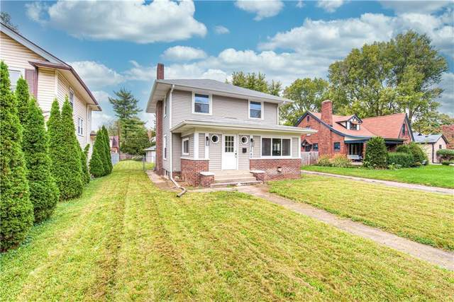 3640 Carrollton Avenue, Indianapolis, IN 46205 (MLS #21817301) :: Mike Price Realty Team - RE/MAX Centerstone