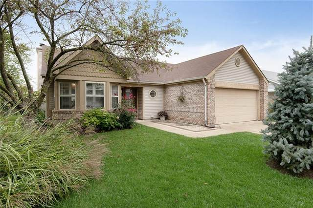 11834 Tapp Drive, Indianapolis, IN 46229 (MLS #21817334) :: Mike Price Realty Team - RE/MAX Centerstone