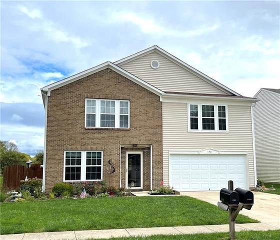 11461 N Creekside Drive, Monrovia, IN 46157 (MLS #21817344) :: Ferris Property Group