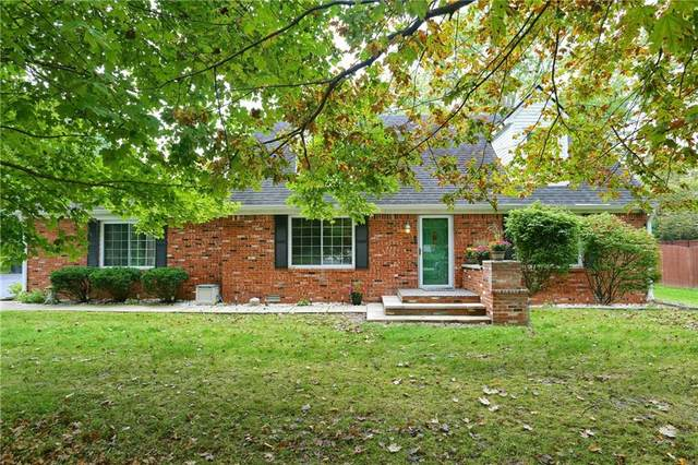 6734 Bloomfield Drive, Indianapolis, IN 46259 (MLS #21817348) :: Pennington Realty Team