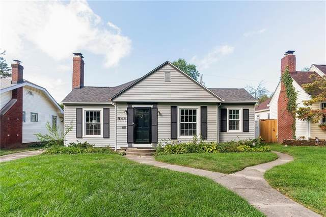 944 N Campbell Avenue, Indianapolis, IN 46219 (MLS #21817352) :: Pennington Realty Team