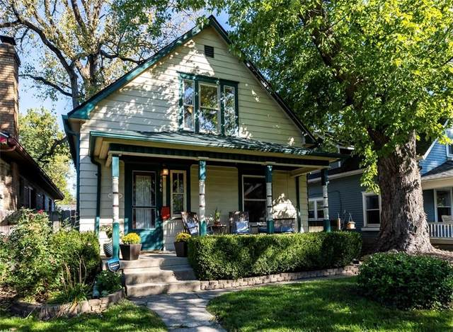 5866 E Lowell Avenue, Indianapolis, IN 46219 (MLS #21817373) :: Mike Price Realty Team - RE/MAX Centerstone