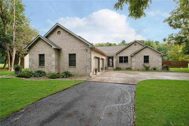 5249 W 8th Street Road, Anderson, IN 46011 (MLS #21817387) :: The Evelo Team