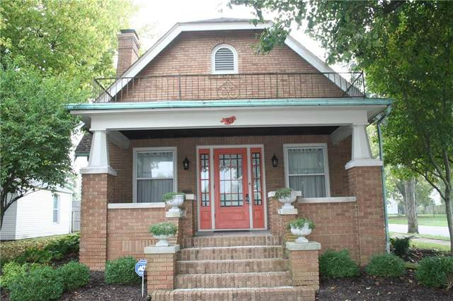 903 Pearl Street, Columbus, IN 47201 (MLS #21817393) :: Mike Price Realty Team - RE/MAX Centerstone