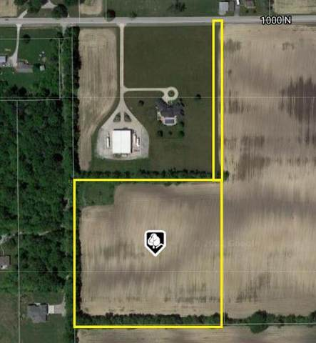 3877 E County Rd 1000 N, Pittsboro, IN 46167 (MLS #21817425) :: The Indy Property Source