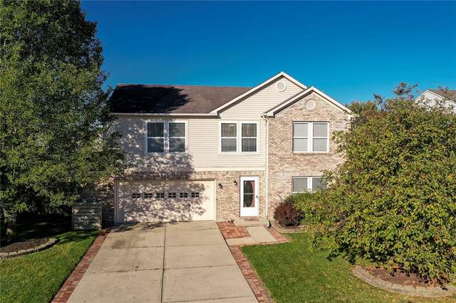 12940 Coyote Run, Fishers, IN 46038 (MLS #21817428) :: AR/haus Group Realty