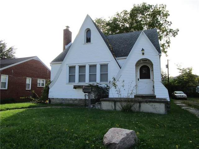 2805 Columbus Avenue, Anderson, IN 46016 (MLS #21817441) :: Mike Price Realty Team - RE/MAX Centerstone