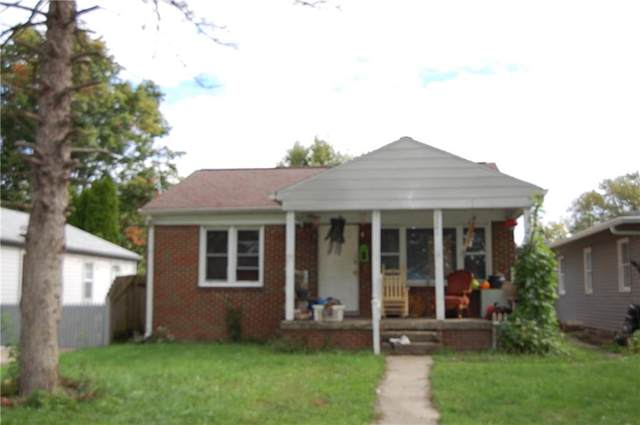 2241 Villa Avenue, Indianapolis, IN 46203 (MLS #21817453) :: Mike Price Realty Team - RE/MAX Centerstone