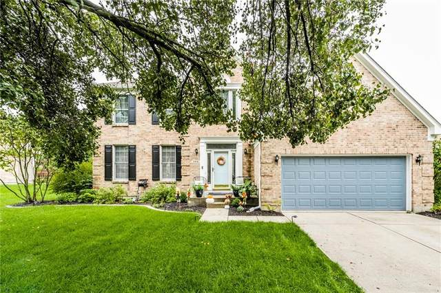 8415 Anchorage Court, Indianapolis, IN 46236 (MLS #21817457) :: Pennington Realty Team