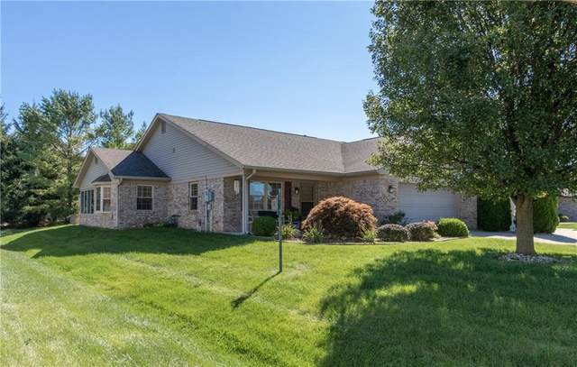 8950 Stepping Stone Way 32 A, Avon, IN 46123 (MLS #21817461) :: Heard Real Estate Team | eXp Realty, LLC