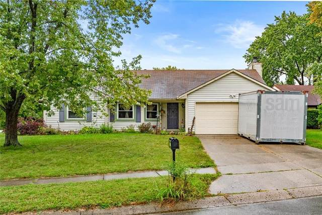 7111 Eagle Bay S. Dr., Indianapolis, IN 46254 (MLS #21817482) :: Pennington Realty Team