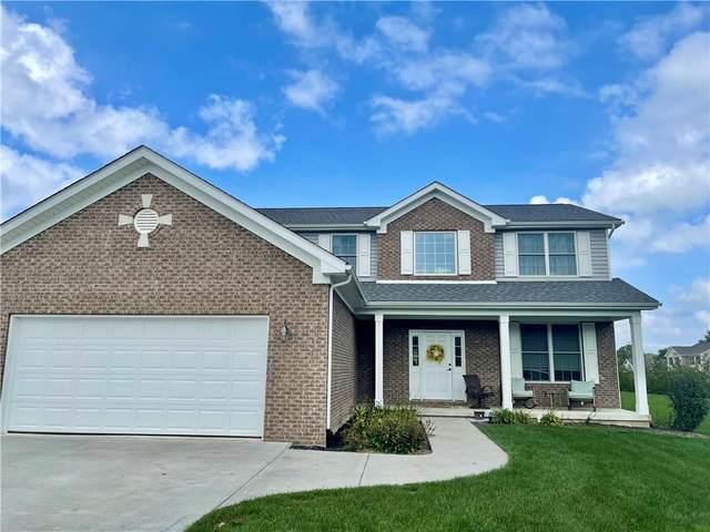 58 Prairie Knoll Drive, New Castle, IN 47362 (MLS #21817485) :: Dean Wagner Realtors