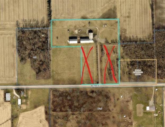 830 W 100 S., Greenfield, IN 46140 (MLS #21817499) :: Quorum Realty Group