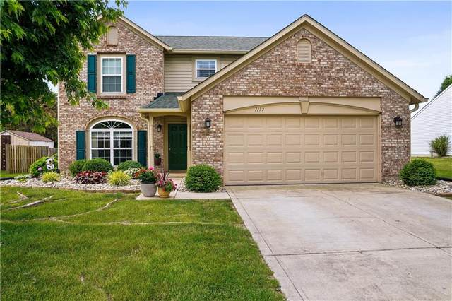 1177 Oak Leaf Road, Franklin, IN 46131 (MLS #21817500) :: Heard Real Estate Team | eXp Realty, LLC
