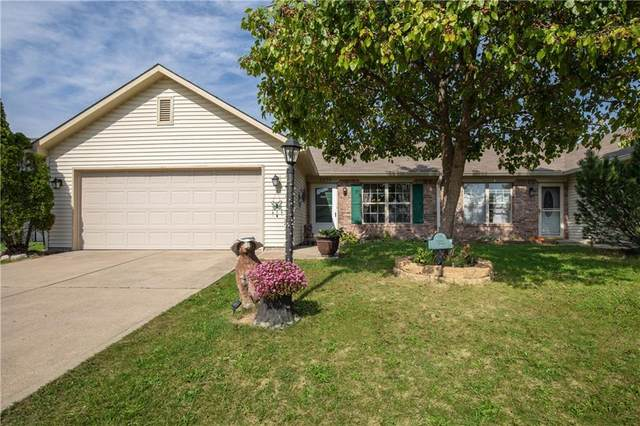 1056 Wild Ivy Trail, Franklin, IN 46131 (MLS #21817503) :: The Indy Property Source