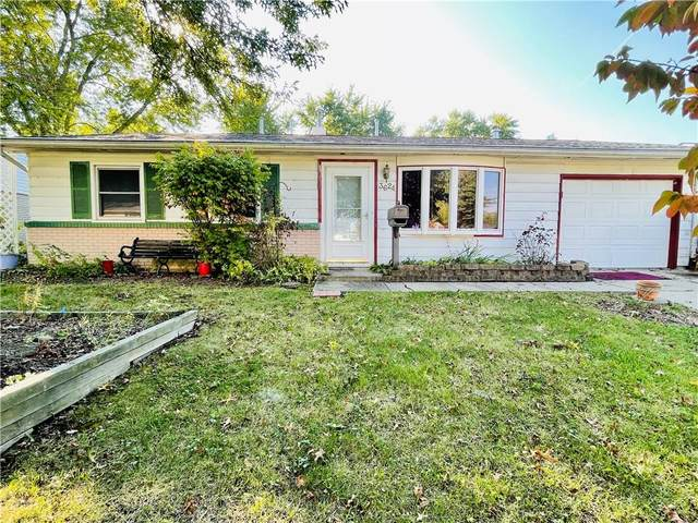 3624 N Faculty Drive, Indianapolis, IN 46224 (MLS #21817505) :: The Indy Property Source