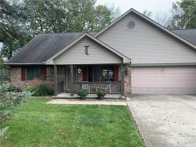 401 Spruce Lane, Crawfordsville, IN 47933 (MLS #21817513) :: Ferris Property Group