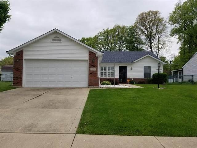3356 Lauren Drive, Indianapolis, IN 46235 (MLS #21817537) :: Mike Price Realty Team - RE/MAX Centerstone