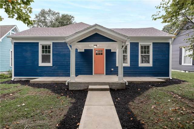 346 S Broadway Street, Pendleton, IN 46064 (MLS #21817558) :: Mike Price Realty Team - RE/MAX Centerstone