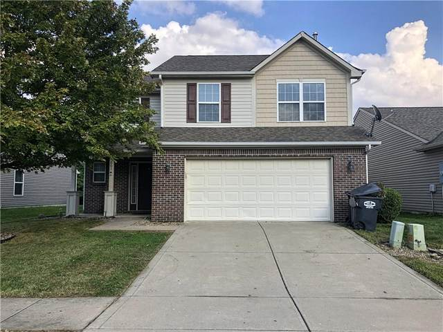 1661 Roundhouse Circle, Greenwood, IN 46143 (MLS #21817565) :: Pennington Realty Team