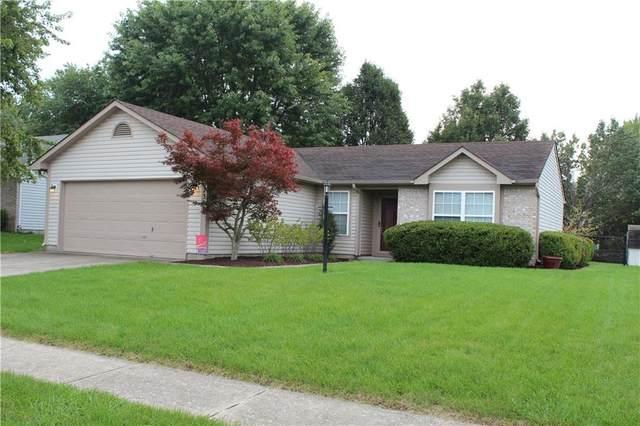 7383 Grandview Drive, Avon, IN 46123 (MLS #21817572) :: Ferris Property Group