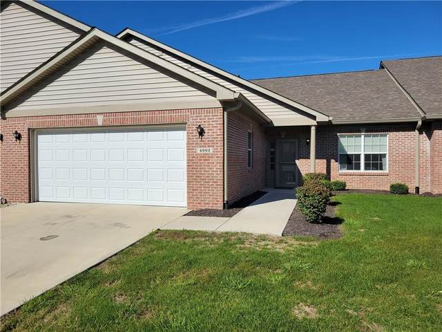 4992 Revere Drive, Plainfield, IN 46168 (MLS #21817609) :: Mike Price Realty Team - RE/MAX Centerstone