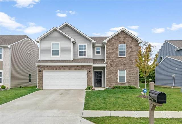 10746 Jimmy Lake Drive, Indianapolis, IN 46239 (MLS #21817610) :: Mike Price Realty Team - RE/MAX Centerstone
