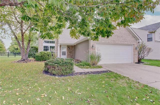 14225 Gentry Drive, Fishers, IN 46038 (MLS #21817612) :: Pennington Realty Team