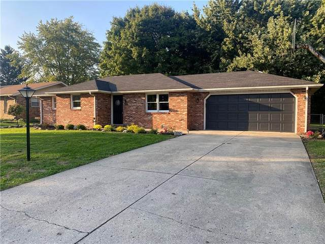 310 Stoner Drive, Anderson, IN 46013 (MLS #21817621) :: The Evelo Team