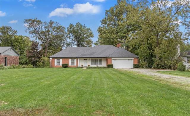5360 E 71st Street, Indianapolis, IN 46220 (MLS #21817628) :: Pennington Realty Team