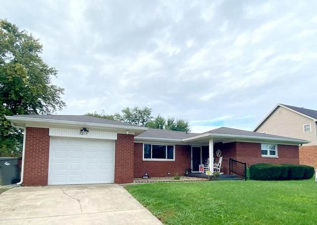 3211 Saint Charles Place, Indianapolis, IN 46227 (MLS #21817636) :: Ferris Property Group