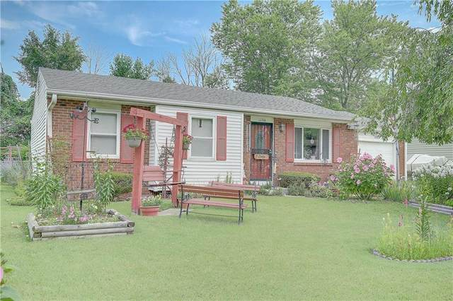 11334 Mcdowell Drive, Indianapolis, IN 46229 (MLS #21817637) :: Ferris Property Group