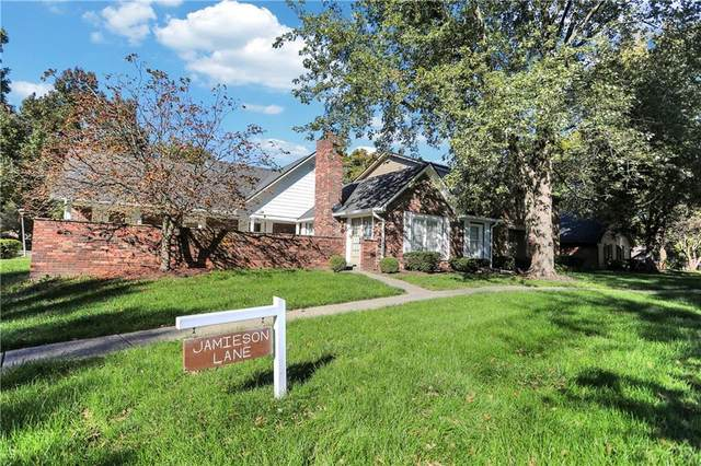 2856 Jamieson Lane, Indianapolis, IN 46268 (MLS #21817650) :: Mike Price Realty Team - RE/MAX Centerstone