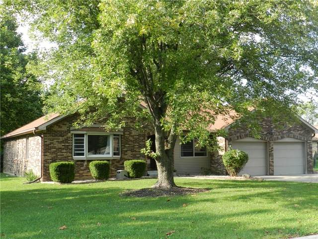 5236 Flintstone Drive, Indianapolis, IN 46237 (MLS #21817654) :: Mike Price Realty Team - RE/MAX Centerstone