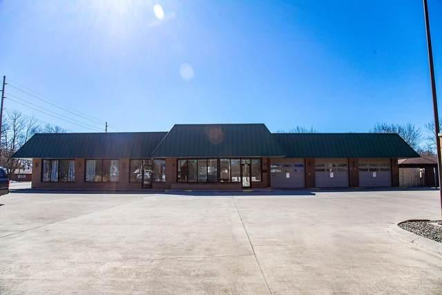 3305 Nichol Avenue, Anderson, IN 46011 (MLS #21817657) :: JM Realty Associates, Inc.