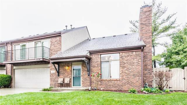 374 E Arch Street, Indianapolis, IN 46202 (MLS #21817672) :: JM Realty Associates, Inc.