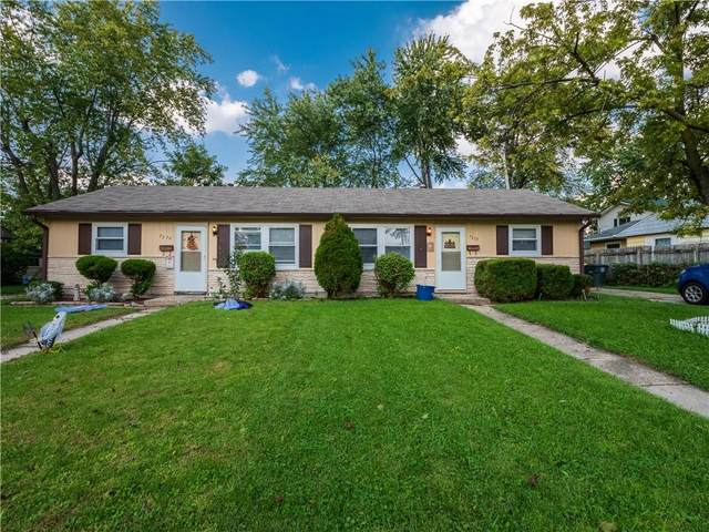 7370-7376 Parkside Drive, Indianapolis, IN 46226 (MLS #21817684) :: RE/MAX Legacy
