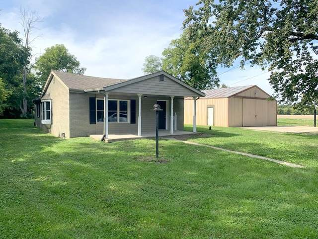 514 W 600 N, Alexandria, IN 46001 (MLS #21817701) :: Mike Price Realty Team - RE/MAX Centerstone