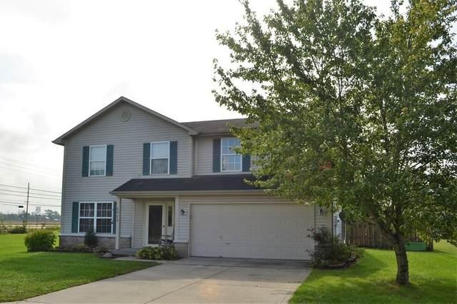2023 W Fiesbeck Drive, Columbus, IN 47201 (MLS #21817702) :: Heard Real Estate Team | eXp Realty, LLC