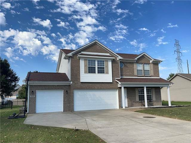 5030 E 800 N, Columbus, IN 47203 (MLS #21817713) :: Mike Price Realty Team - RE/MAX Centerstone