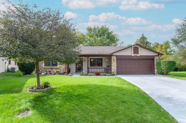 5123 Carob Court, Indianapolis, IN 46237 (MLS #21817726) :: Pennington Realty Team