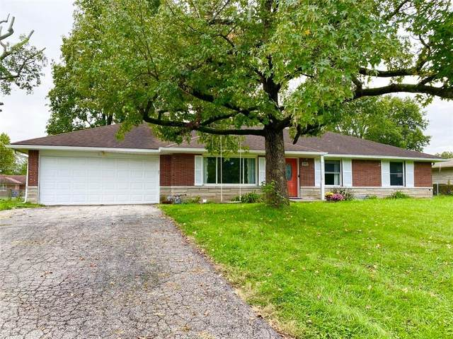4905 Dickson Road, Indianapolis, IN 46226 (MLS #21817730) :: Mike Price Realty Team - RE/MAX Centerstone