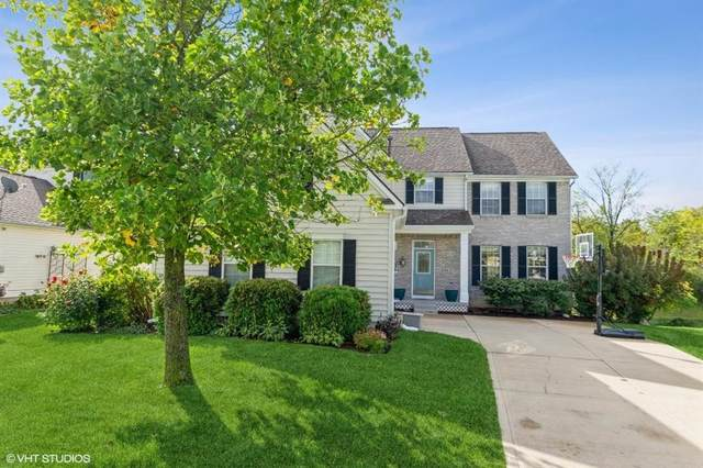 6775 Woodcliff Circle, Zionsville, IN 46077 (MLS #21817734) :: Ferris Property Group