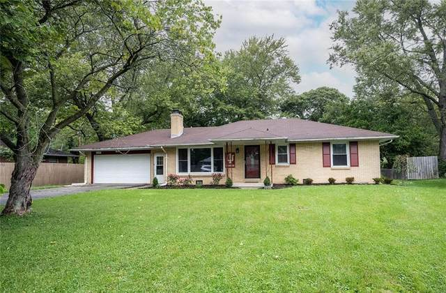2542 Thayer Court, Anderson, IN 46011 (MLS #21817739) :: Dean Wagner Realtors