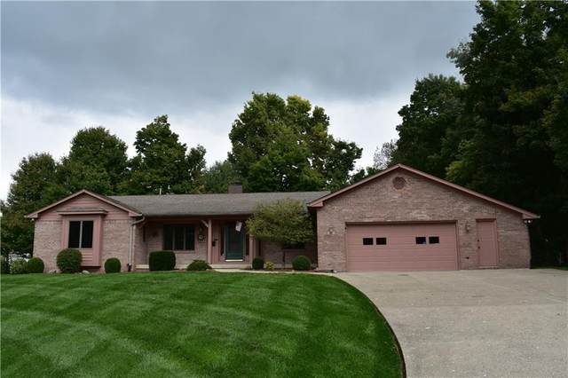 21 Pine Court, Mooresville, IN 46158 (MLS #21817743) :: Heard Real Estate Team | eXp Realty, LLC