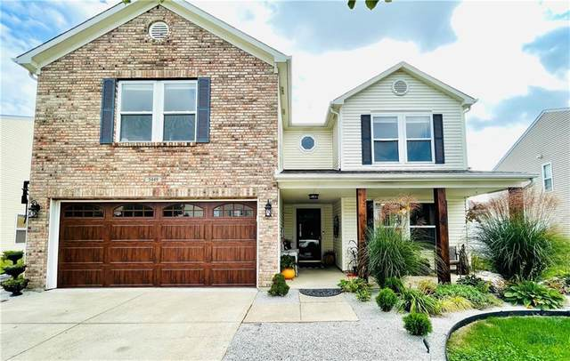 5449 Floating Leaf Drive, Indianapolis, IN 46237 (MLS #21817747) :: Heard Real Estate Team | eXp Realty, LLC