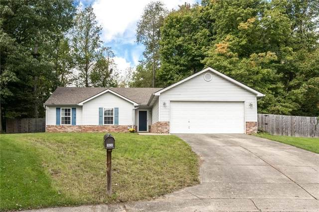 1636 Woodpointe Drive, Indianapolis, IN 46234 (MLS #21817783) :: Pennington Realty Team
