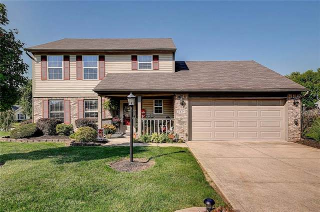 5834 Sapelo Drive, Indianapolis, IN 46237 (MLS #21817788) :: Mike Price Realty Team - RE/MAX Centerstone